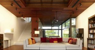 الاسقف المعلقة الخشبية