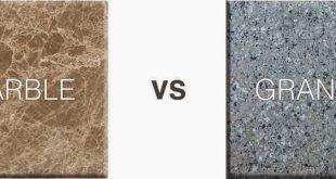 الفرق بين الرخام والجرانيت